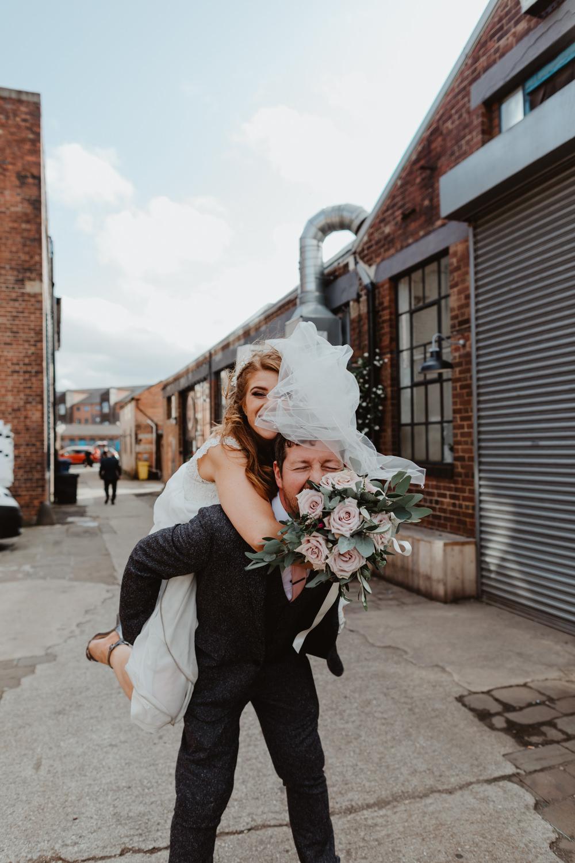 92 Burton Road Wedding Stevie Jay Photography