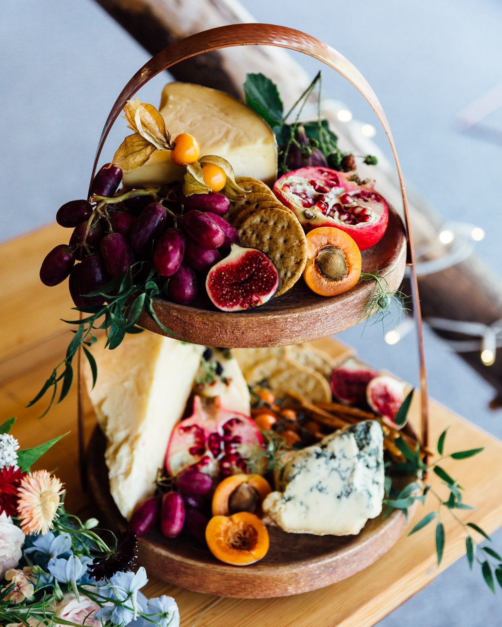 Cheese Food Autumn Festival Wedding Ideas Indigo and Violet Photography
