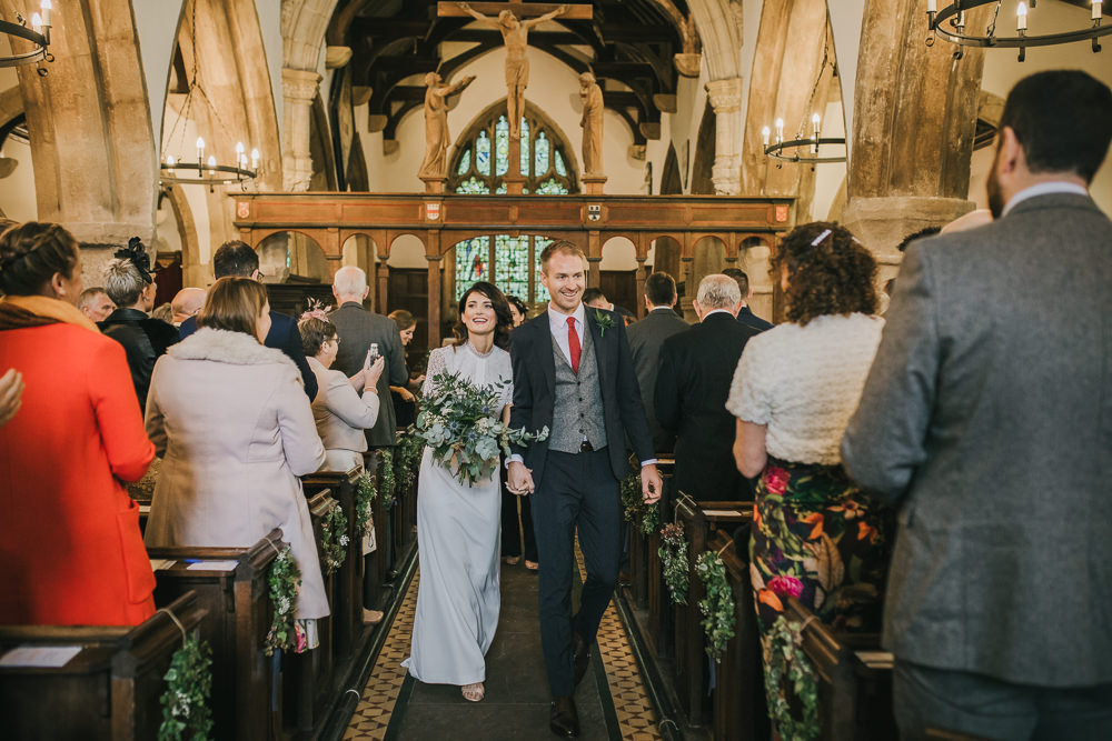 Cosy Autumn Wedding Amy Jordison Photography