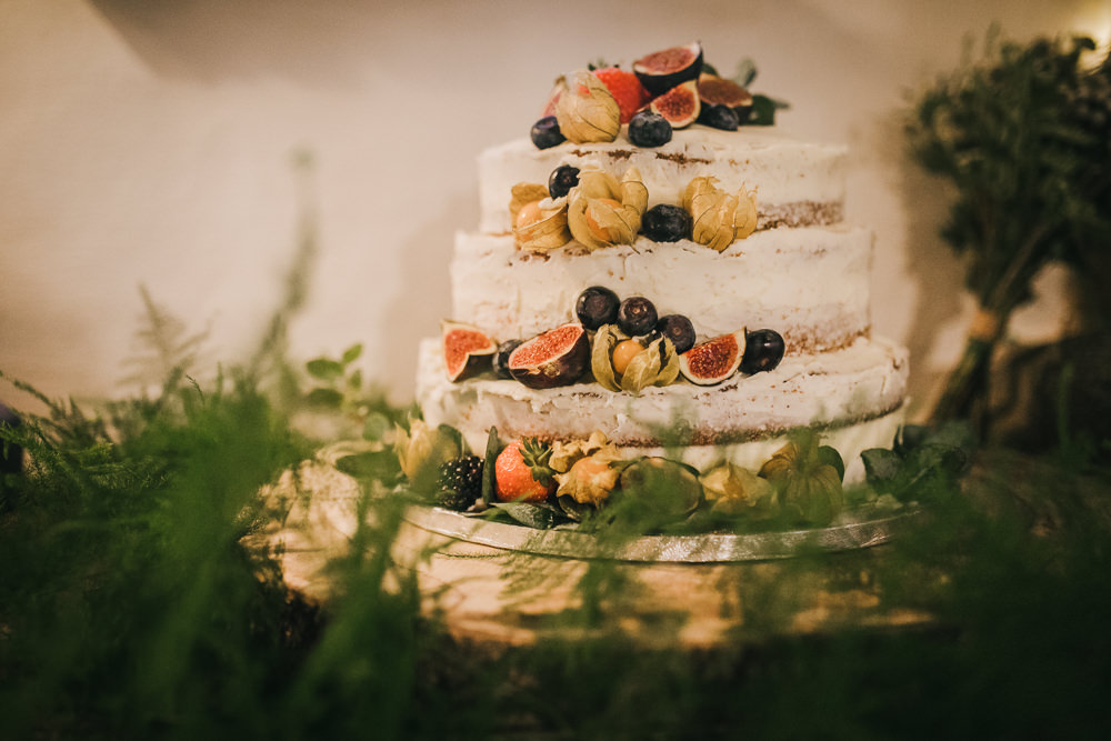 Cheese Cake Stack Tower Cosy Autumn Wedding Amy Jordison Photography