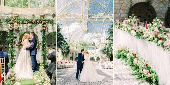 Tortworth Court Wedding Sanshine Photography
