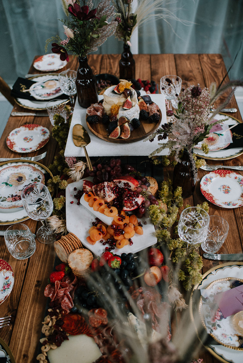 Grazing Table Sharing Platter Unconventional Wedding Ideas Pierra G Photography