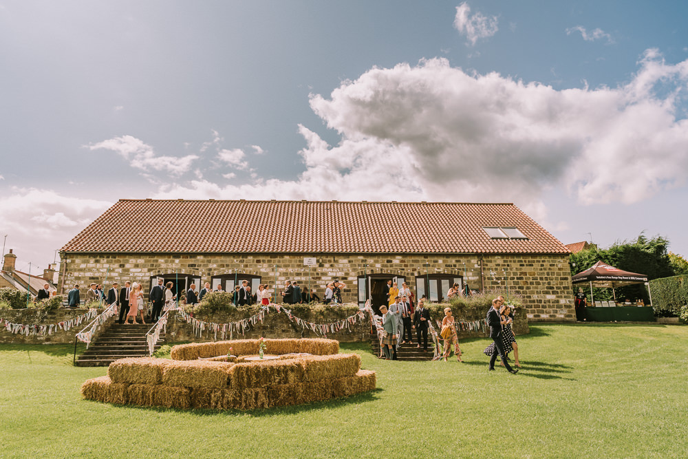Crafty Village Hall Wedding Dot and Scolly Photography