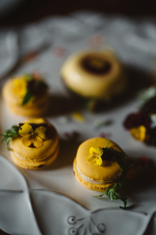 Yellow Macarons Le Marche Wedding Inspiration Francesca Angrisano