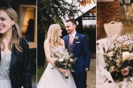 Maidens Barn Wedding Sophie Oldhamstead Photography