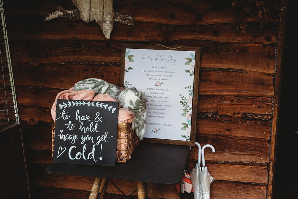 Blanket Box Whinstone View Wedding Emma Adamson Photography