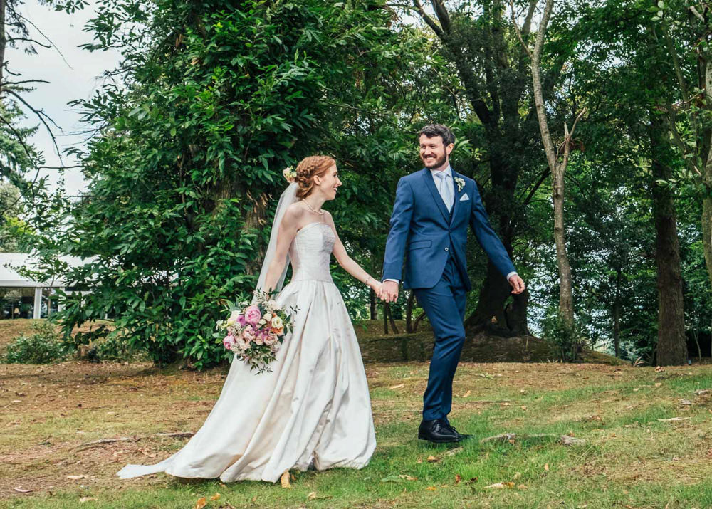 Tinakilly Country House Wedding Conor Brennan Photography