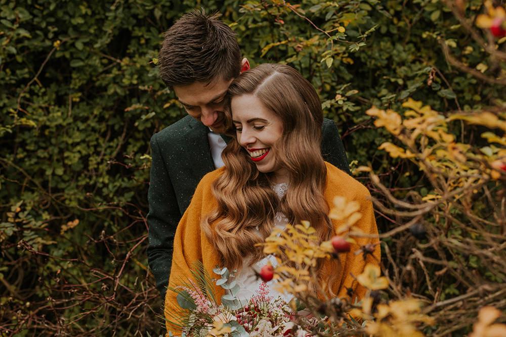 Simple Autumn Wedding Maddie Farris Photography