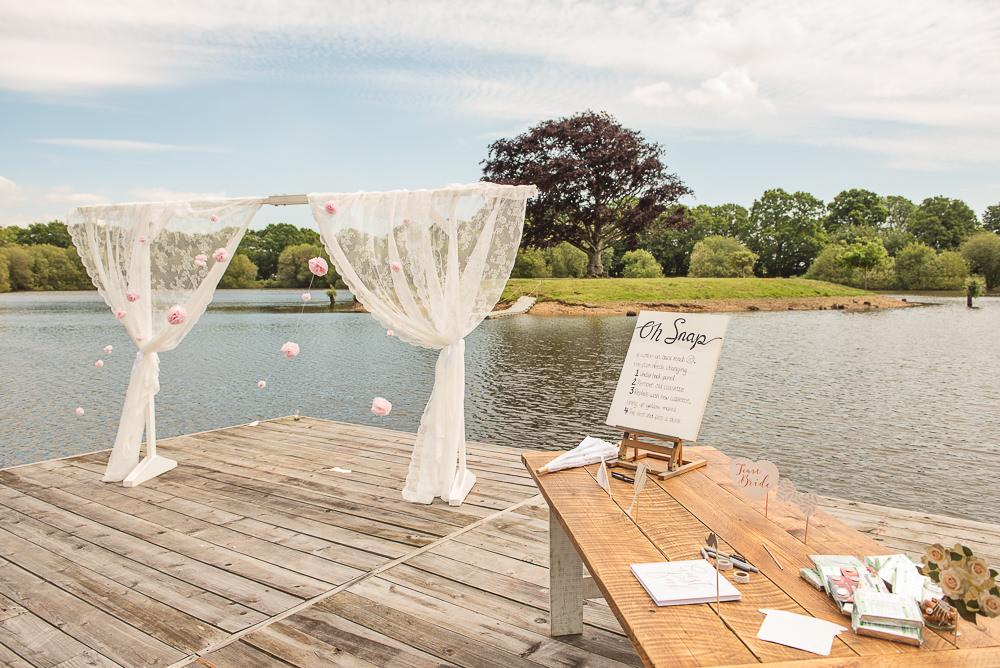 Photo Booth Sopley Lake Wedding One Thousand Words