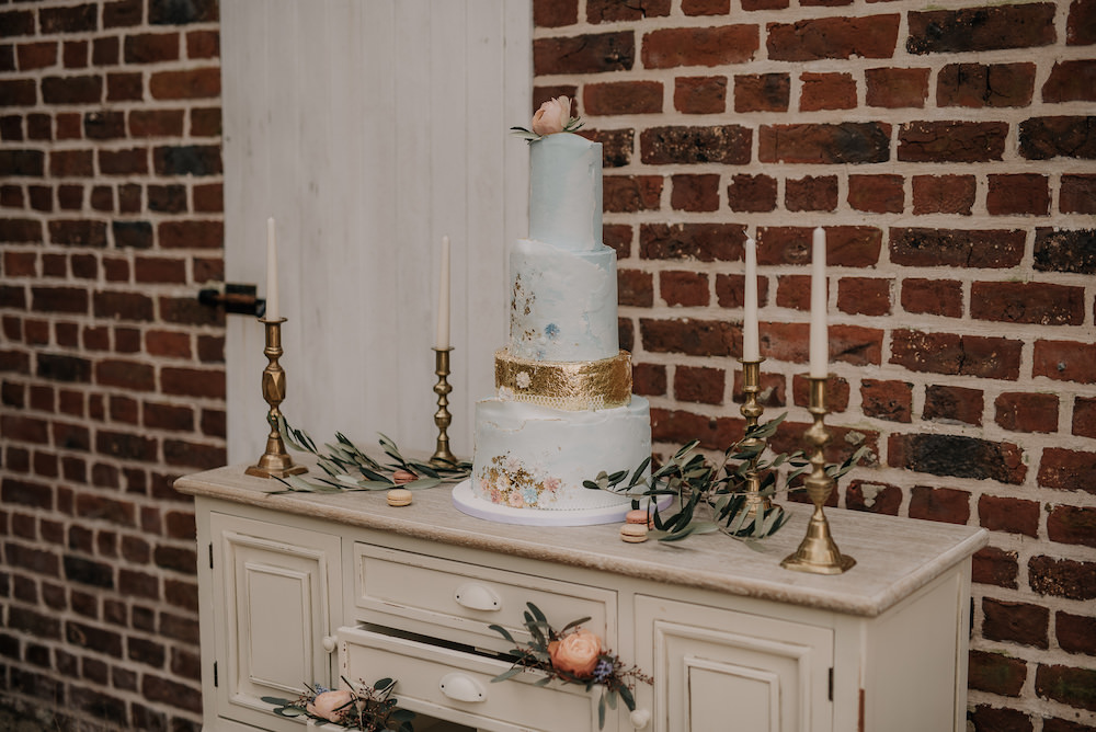 Cake Table Furniture Flowers France Elopement Ideas Pierra G Photography