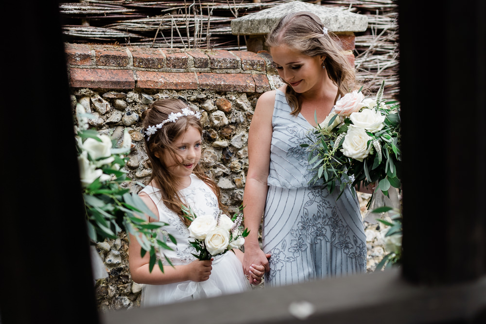 Flower Girl Dress Great Lodge Wedding Gemma Giorgio Photography