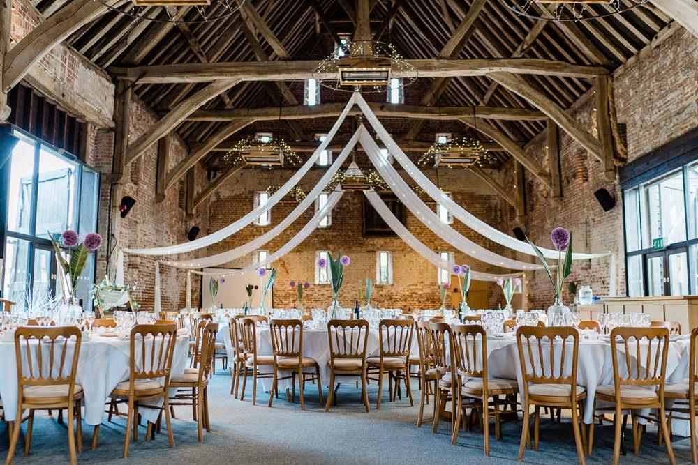 Barn Decor Decoration Fabric Drapes Great Lodge Wedding Gemma Giorgio Photography