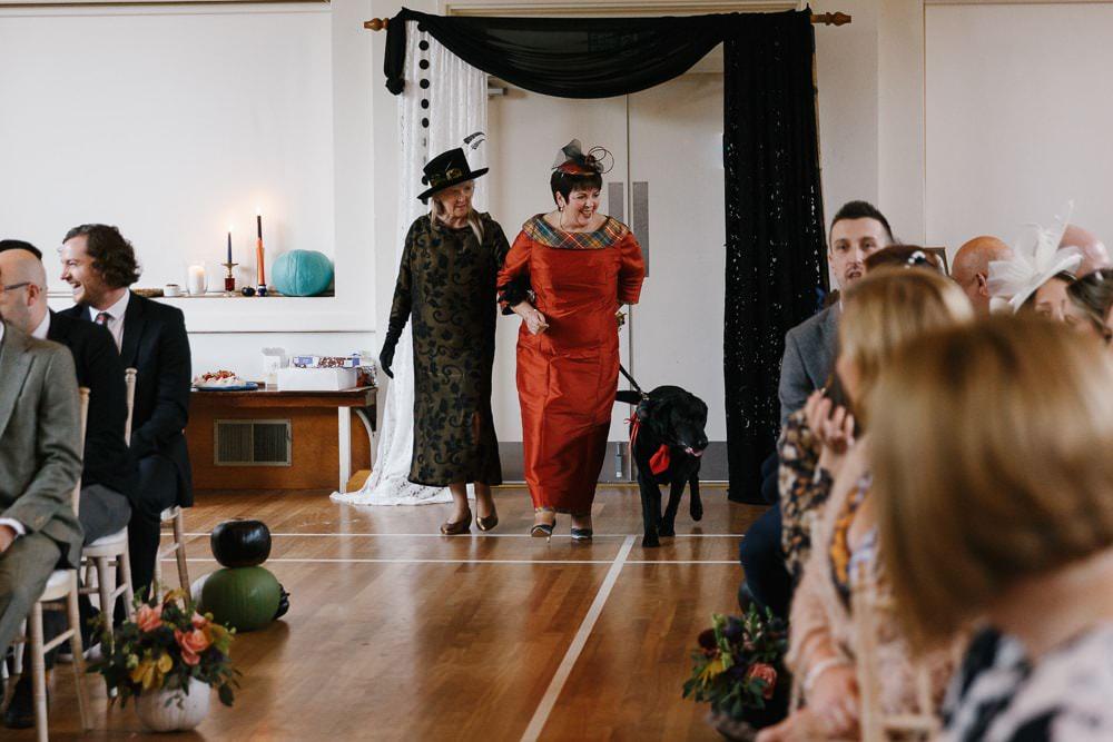 Village Hall Wedding Emily + Katy Photography