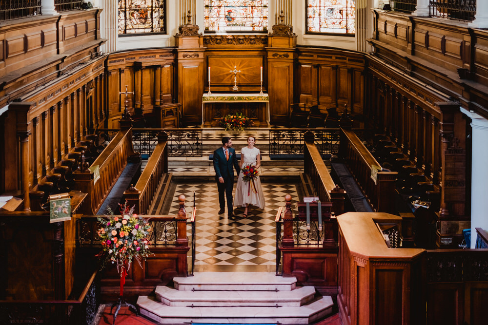 HOME Manchester Wedding Kate McCarthy Photography