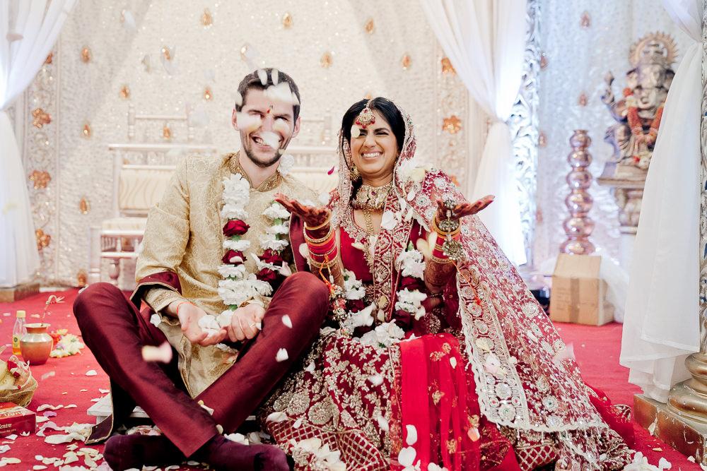 Confetti Indian Wedding UK Laura May Photography