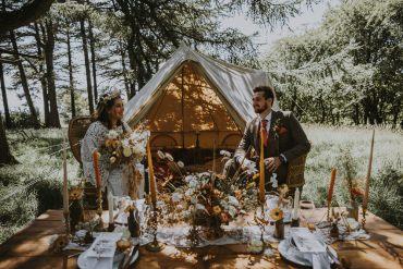 Bell Tent Wedding Ideas Gem Hicks Photography