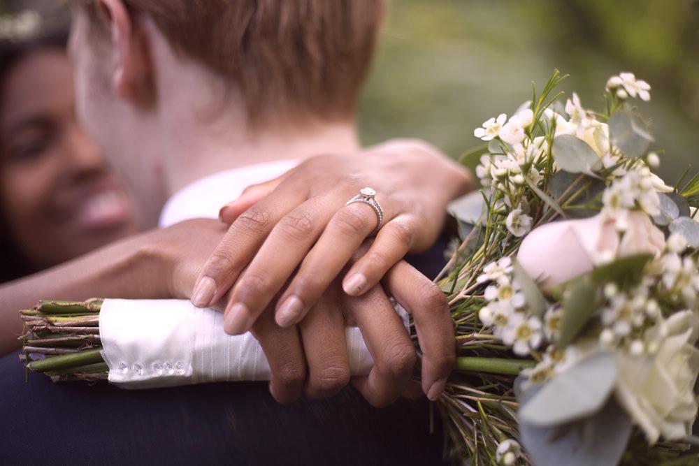Manicure Bride Bridal Cuffley Camp Wedding Heather Winstanley Photography
