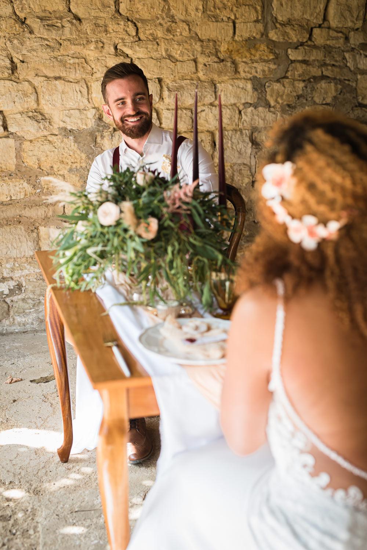 Barn Elopement FJS Wedding Photography