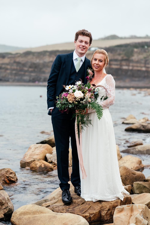 Covid Real Wedding Holly Bobbins Wedding Photographer