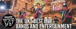 Warble Entertainment for Wedding Entertainment & Live Music