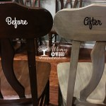 Update with Paint-Love Your Dining Set Again