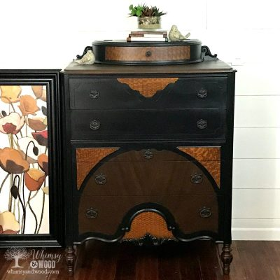 Warning: You Will Want This Dresser