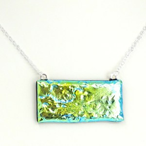 Shimmering Sea Necklace