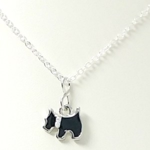 Puppy Dog Pet Necklace