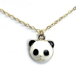 Panda Bear Necklace