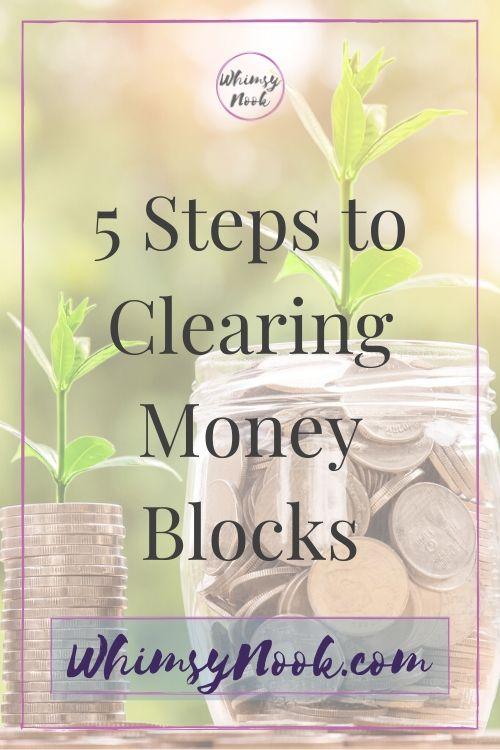 Clearing Money Blocks