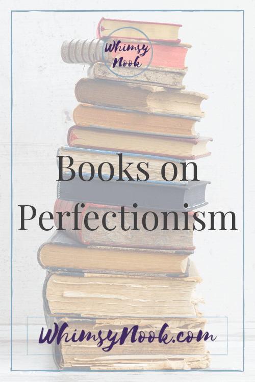 Books on Perfectionism cover