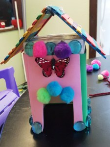 pacifier fairy house