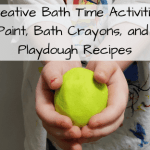 Creative Bath Time Activities for Kids