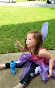 Blowing Bubbles in the Summer