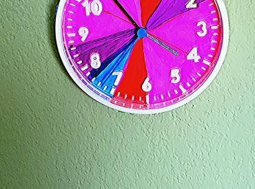 daily routine clock