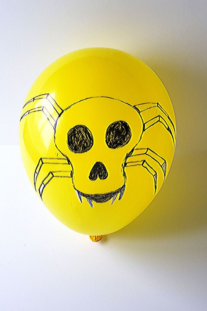 Golden Skulltula Balloon