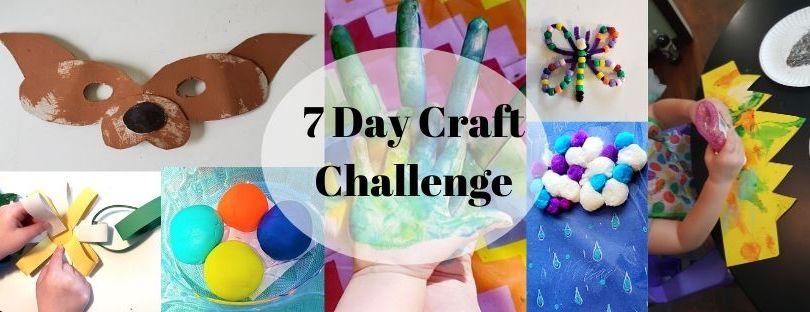 7 Day Craft Challenge