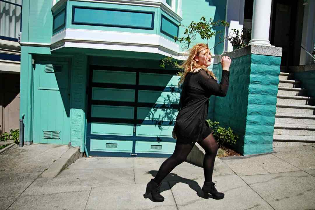 all black outfit, curvy fashion, plus size blogger