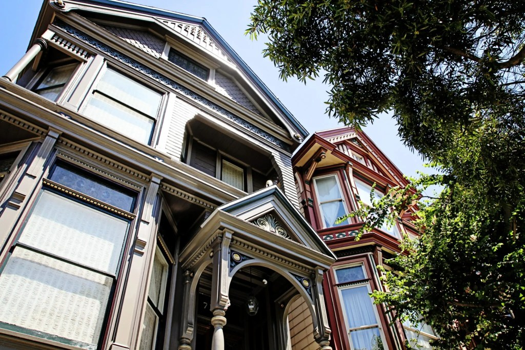 Grateful Dead House San Francisco