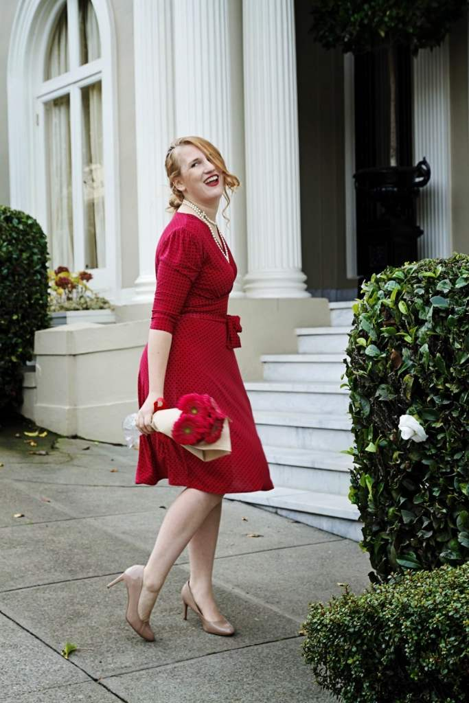 A Holiday Dress For Your Office Party