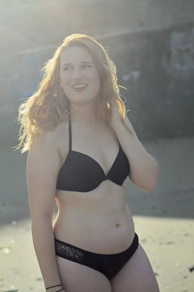 Whimsy Soul Target Swimwear - love your body