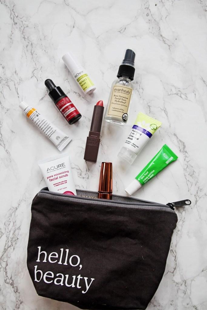 Whole Foods Market Hello Beauty Bag