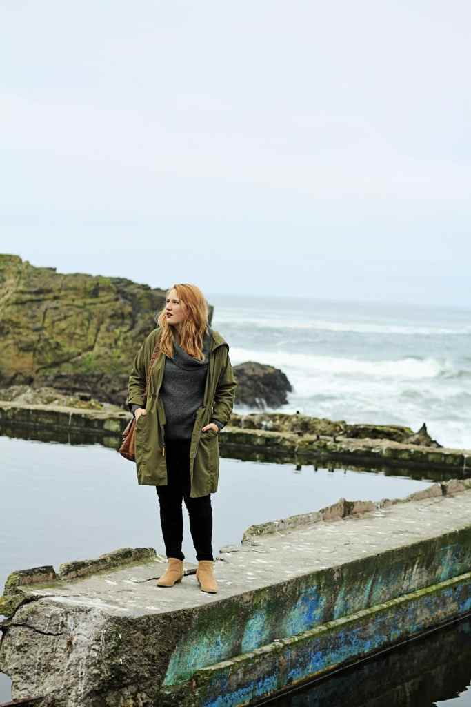 Orvis Outerwear at Lands End San Francisco