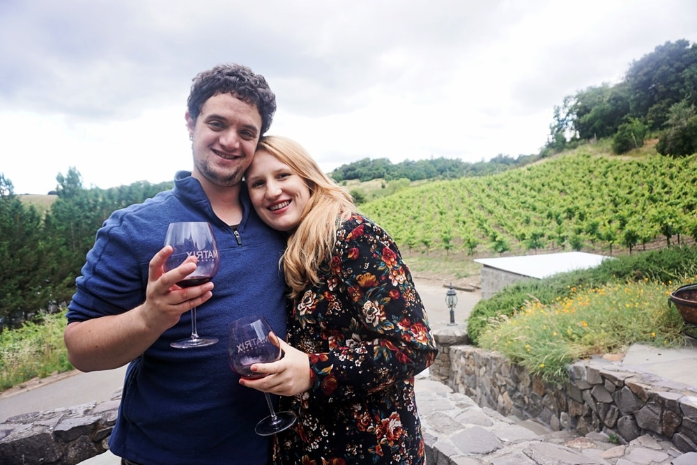 The Matrix Winery in Sonoma