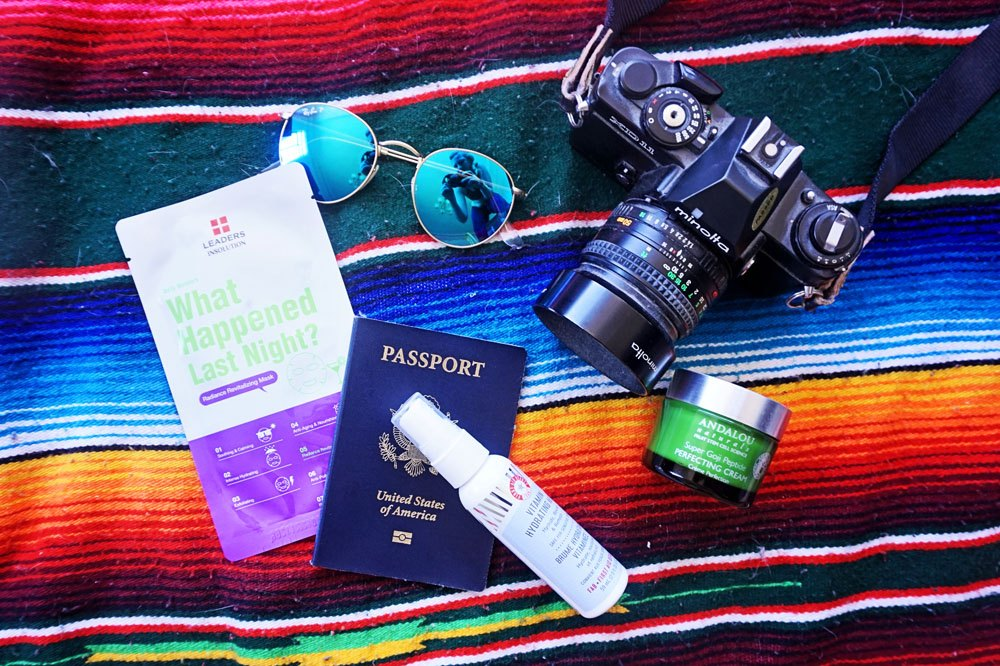3 Beauty Products To Always Use On A Plane