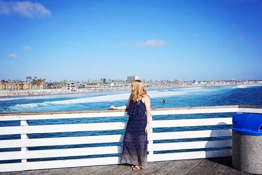 San Diego Pacific Beach Pier