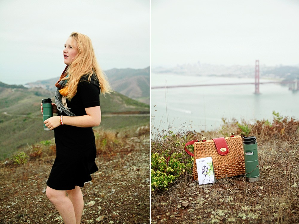 Marin Headlands Hike, Athletica dress