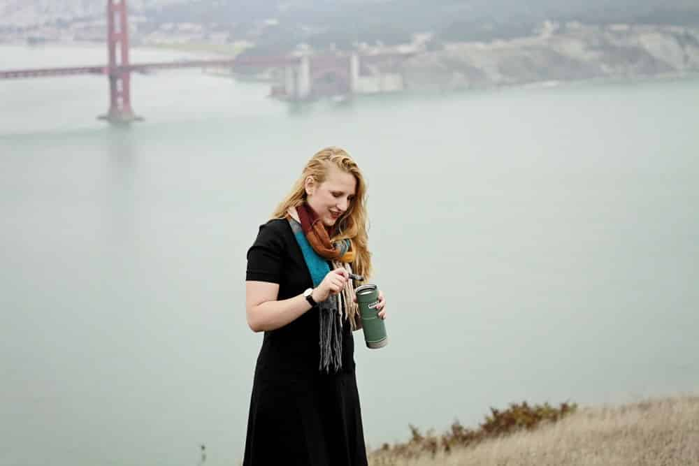 Pique Tea, Hawk Hill Marin Headlands