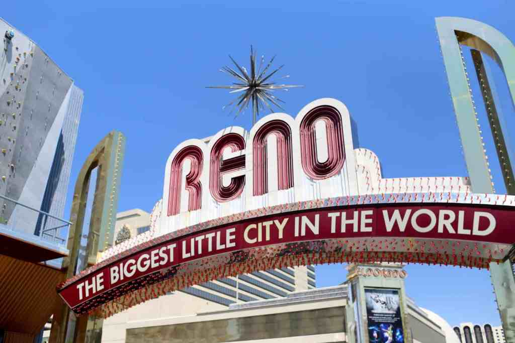 24 Hours in Reno, Nevada