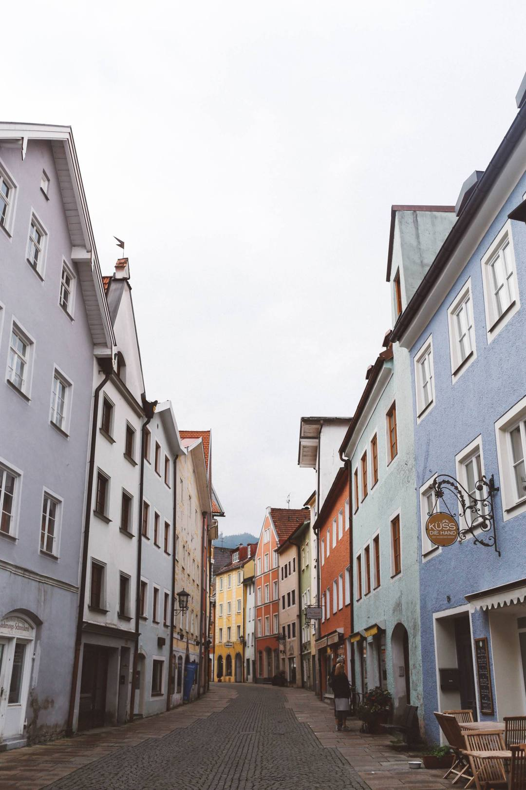 Füssen, Germany houses